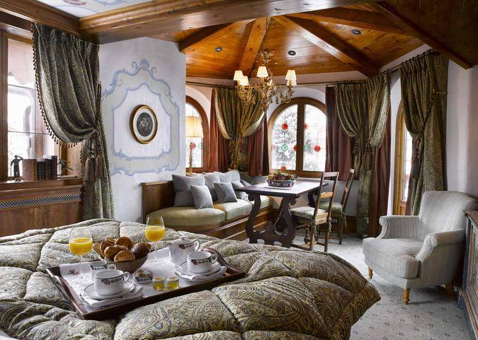 Фото отеля Les Airless Hotel De Charme 5* Куршевель Франция САН-ТУР
