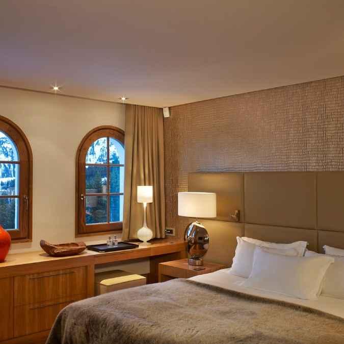 Фото отеля LE STRATO 5* Куршевель Франция САНТУР туроператор