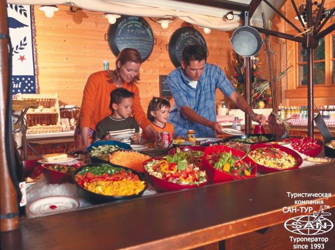 Фото отеля Disney`s Davy Crockett Ranch 2*