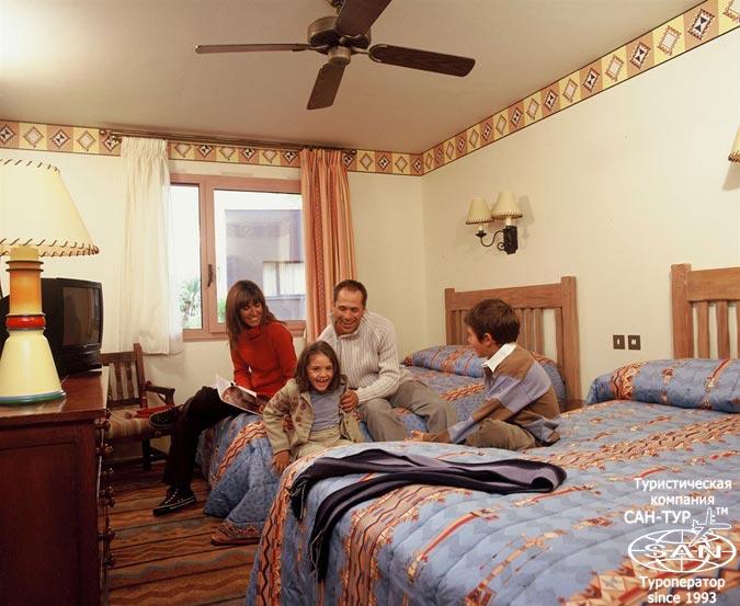 Фото отеля Disney's Hotel Santa Fe 2*