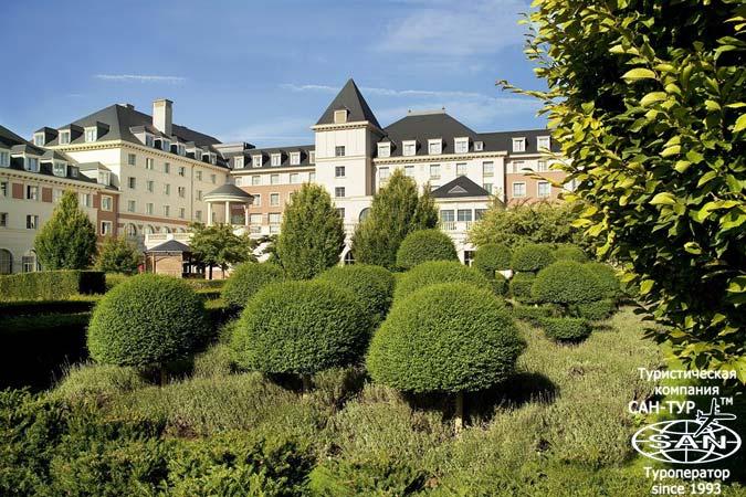 Фото отеля Dream Castle Hotel at Disneyland® Paris Франция