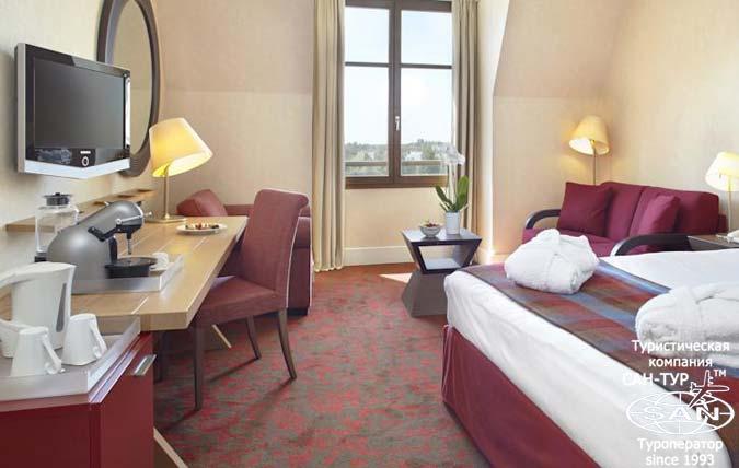 Фото отеля Radisson Blu Hotel at Disneyland® Paris 4* Франция