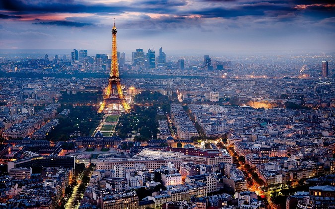 Фото Франция, Париж