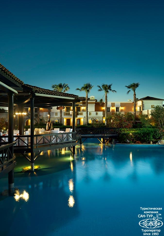Фото отеля Aldemar Royal Mare Village 5* Греция