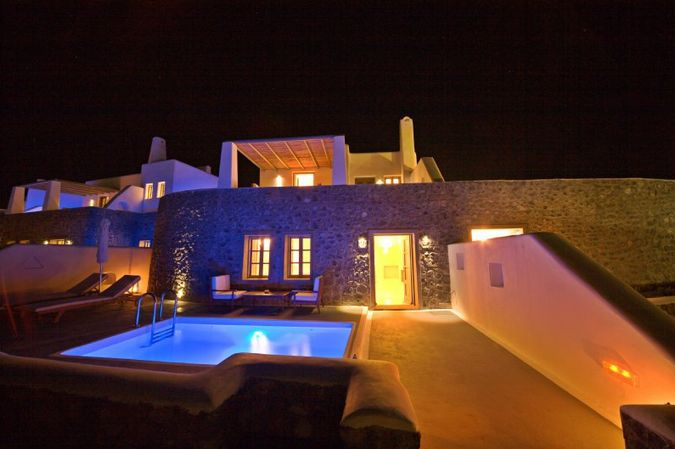 Фото отеля Carpe Diem Santorini 5* - отдых в Греции