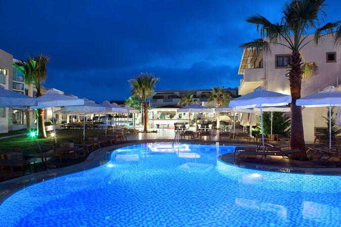 Фото LESANTE HOTEL SPA 5* отдых в Греции САН-ТУР