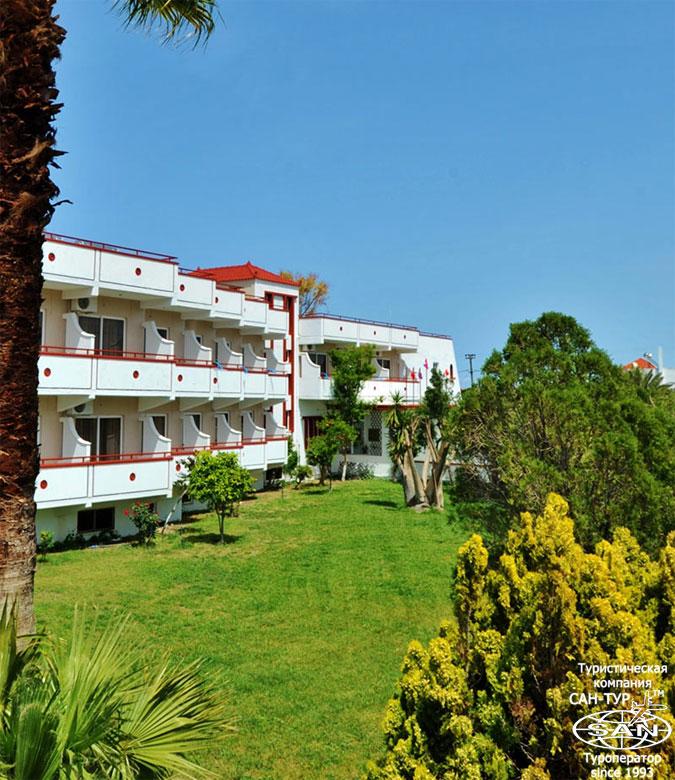 Фото отеля NATURIST ANGEL NUDIST CLUB HOTEL 3* - отдых в Греции