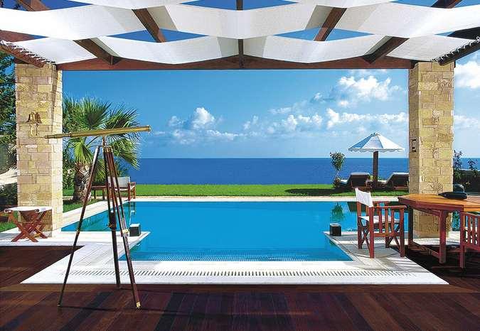Отель PORTO ZANTE DE LUXE VILLAS 5* DELUXE - отдых в Греции от САН-ТУР