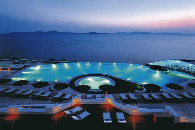 Отель SAINT JOHN HOTEL VILLAS SPA 5* - отдых в Греции от САН-ТУР