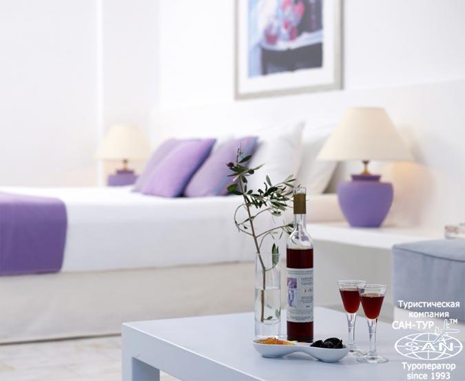 Фото отеля Santorini Kastelli Resort 5* Греция