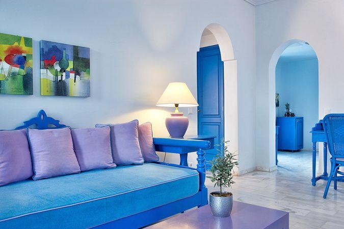 Отель SANTORINI KASTELLI RESORT 5* - отдых в Греции от САН-ТУР