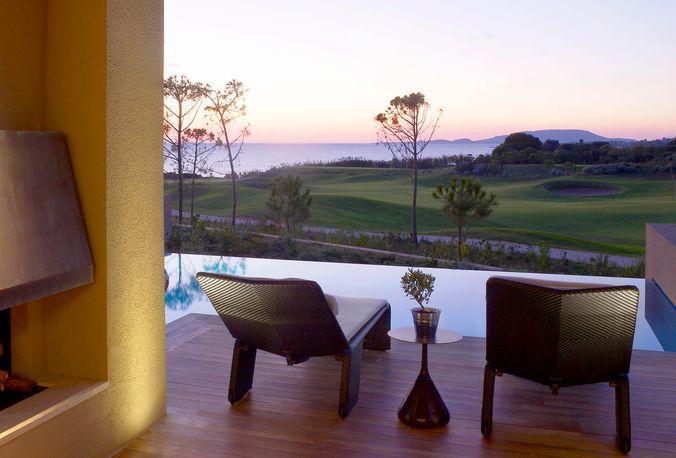 Фото отеля THE ROMANOS, COSTA NAVARINO 5* - отдых в Греции