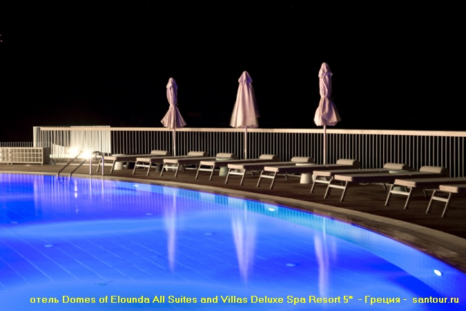 Фото отеля Domes of Elounda Boutique Beach Resort 5*