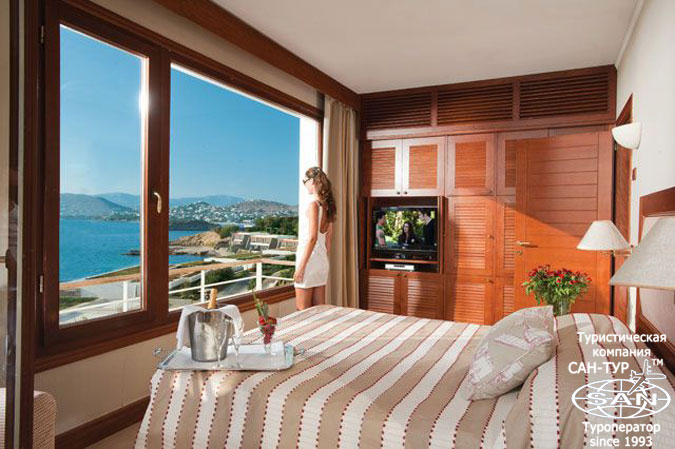 Фото отеля Grand Resort Lagonissi 5* De Luxe Греция