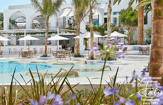 Фото отеля Grecotel Caramel Boutique Resort 5*