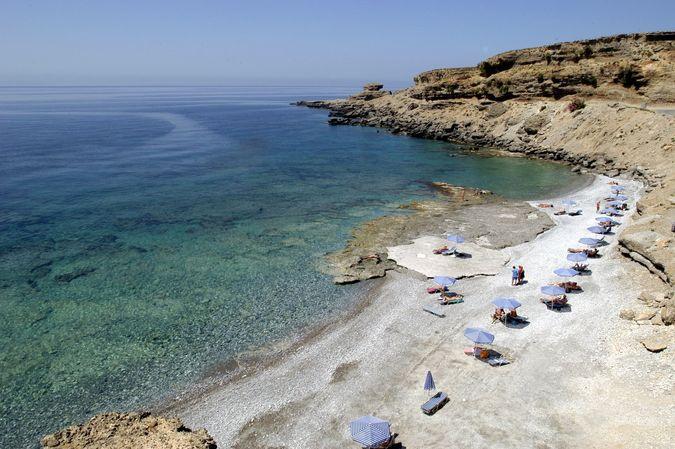 нудистские туры в Грецию