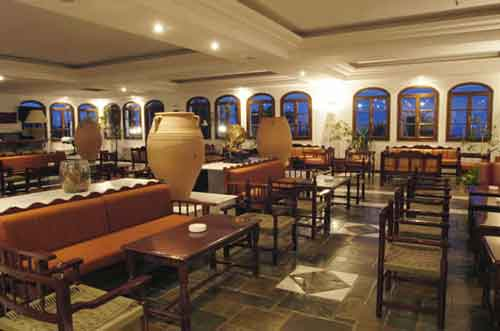 нудистские туры в Грецию - фото нудистского отеля Vritomartis Naturist Resort  5*