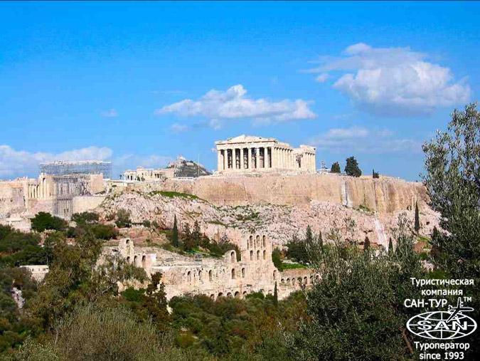 туры в Грецию (Афины)