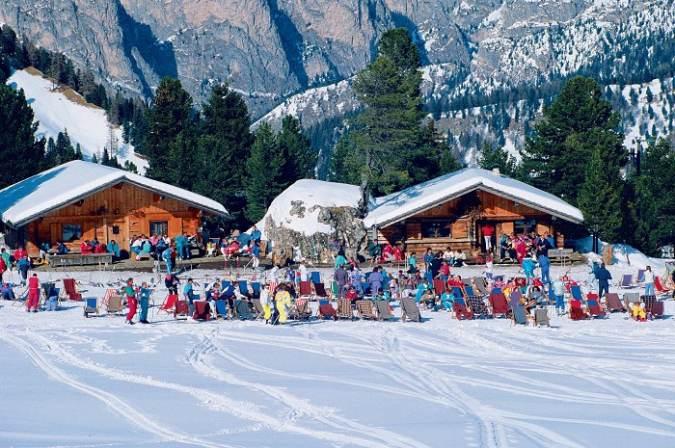 туры на Доломитовые Альпы