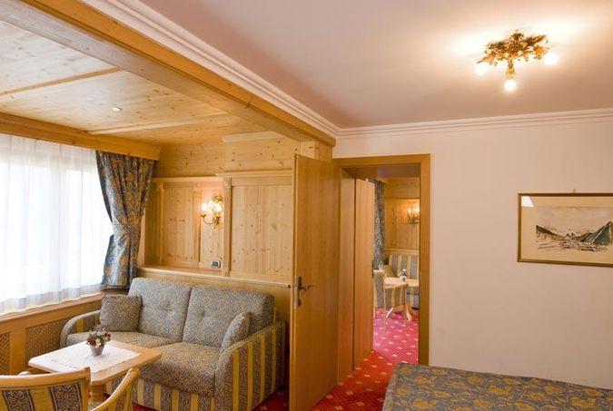 ALPEN HOTEL CORONA SPORT WELNESS 4* - отдых в Италии от САН-ТУР