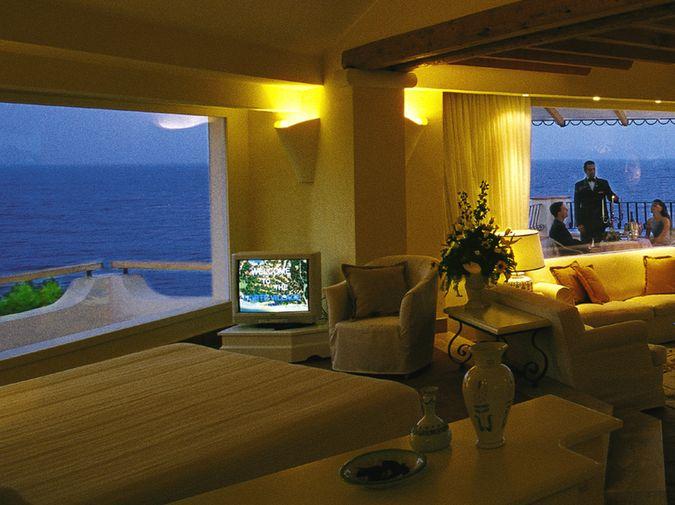 Курорт FORTE VILLAGE RESORT 5* - отдых в Италии