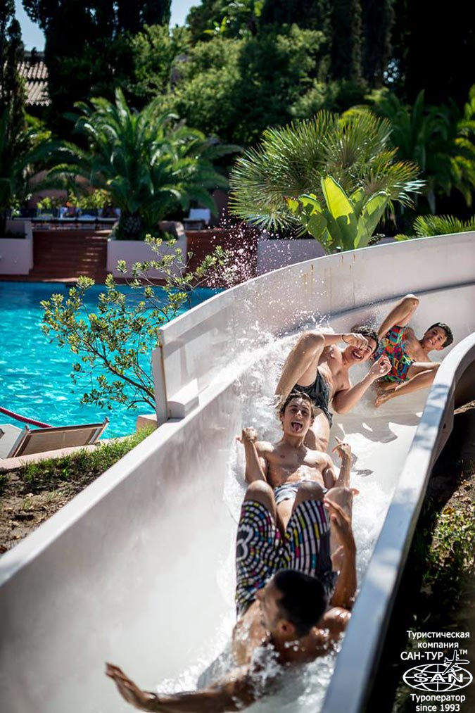 Фото отеля Forte Village Resort 5*
