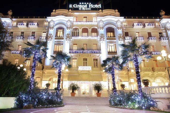 The Grand Hotel  Nuwara Eliya  Sri Lanka