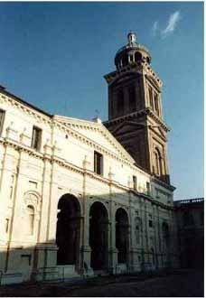 Базилика Святой Барбары (Basilica Palatina di Santa Barbara)