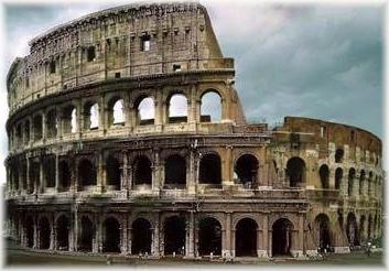 Колизей - Достопримечательности Италии