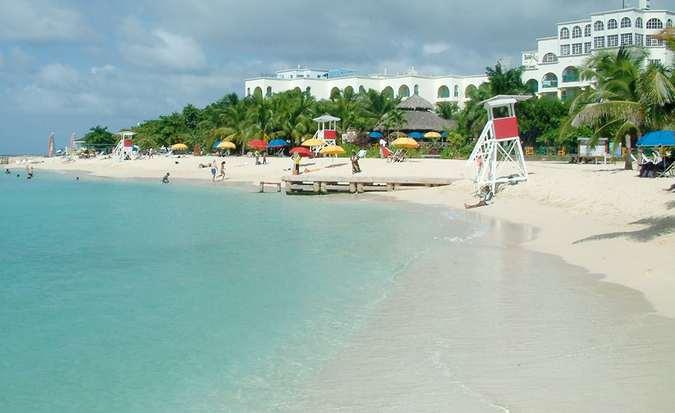 Покупки на Ямайке
