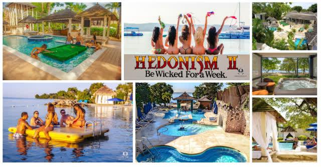 Фото отдых на Ямайке HEDONISM II