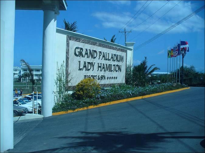 GRAND PALLADIUM LADY HAMILTON RESORT SPA 5*
