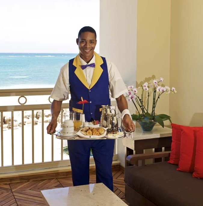 Фото отеля Iberostar Grand Hotel Rose Hall 5* Ямайка