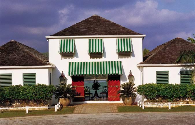 Туры в на Ямайку. Отель Round Hill Hotel & Villas