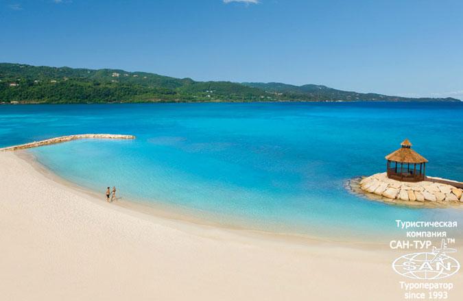 Пляжный отдых на Ямайке