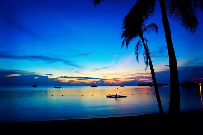 Краски Ямайки