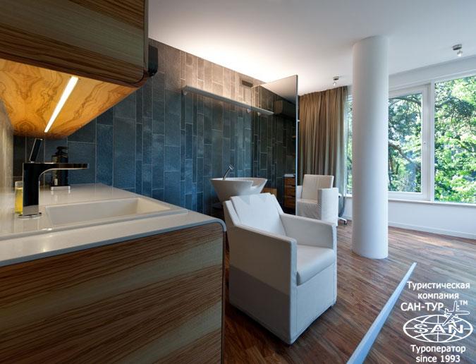 Фото отеля Palanga Spa Design Hotel 5* Литва