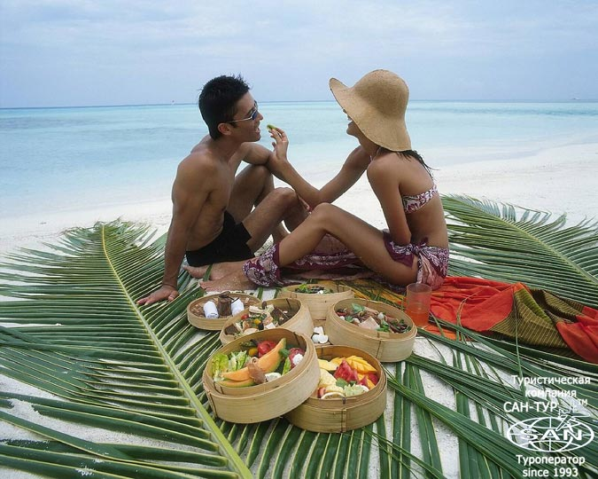 В какое время года отправляться на Мальдивы?
