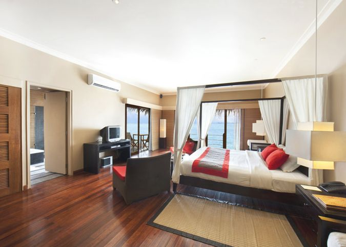 Отель Adaaran Select Hudhuran Fushi 4*  - туры на Мальдивы - САН-ТУР