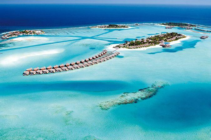 ANANTARA DHIGU RESORT SPA 5* MALDIVES