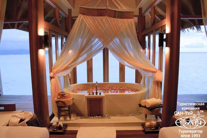 Фото отеля Anantara Dhigu Resort and Spa 5*