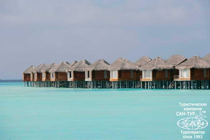 Фото отеля Anantara Dhigu Resort Spa 5*