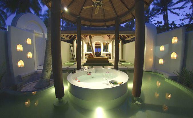 Отель ANANTARA KIHAVAH VILLAS 5* - отдых на Мальдивских островах от САН-ТУР