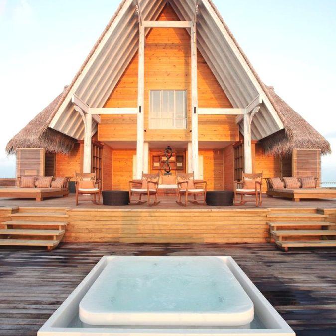 Отель ANANTARA KIHAVAH VILLAS 5* - отдых на Мальдивских островах САН-ТУР
