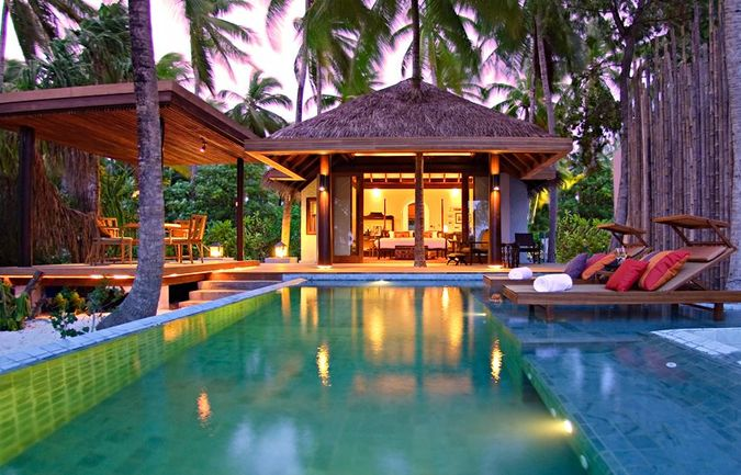 Отель ANANTARA KIHAVAH VILLAS 5* - отдых на Мальдивских островах от туроператора САНТУР