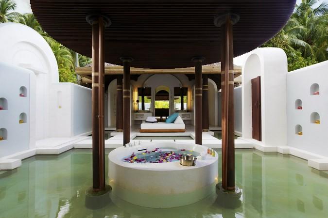 Фото отеля Anantara Kihavah Villas 5*