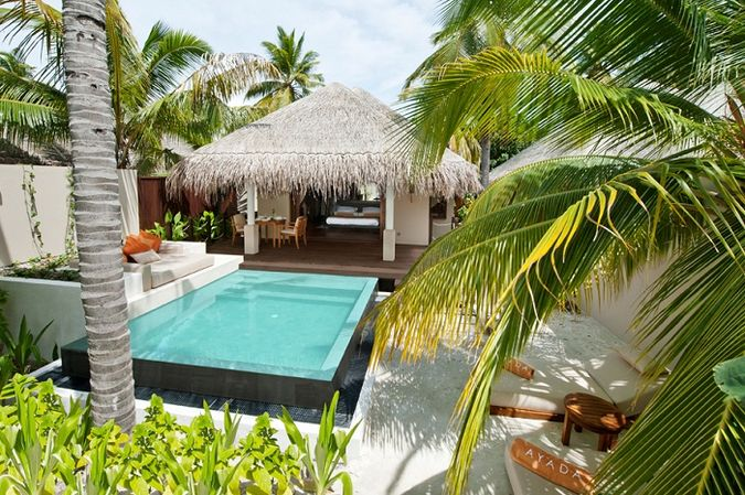 Отель AYADA MALDIVES 5* - отдых на Мальдивских островах отСАН-ТУР