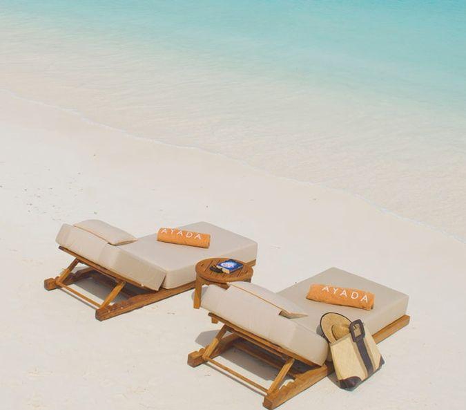 Отель AYADA MALDIVES 5* - отдых на Мальдивских островах от САН-ТУР