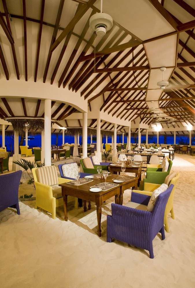 CENTARA GRAND ISLAND RESORT AND SPA MALDIVES 5*