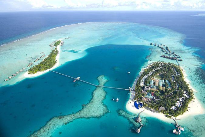 CONRAD MALDIVES RANGALI ISLAND HOTEL 5* LUXE Мальдивские острова